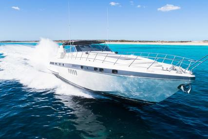 Mangusta 80 for sale in Spain for €795,000 (£720,520)