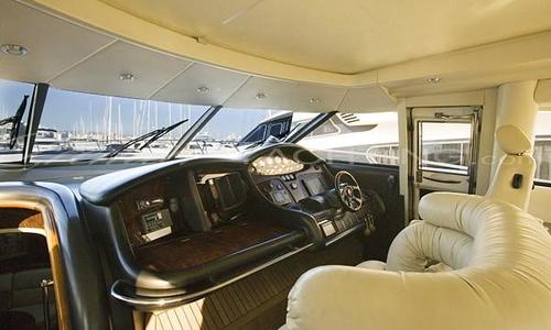 Image of Sunseeker Predator 80 for sale in Spain for €619,000 (£561,874) Ibiza, , Spain