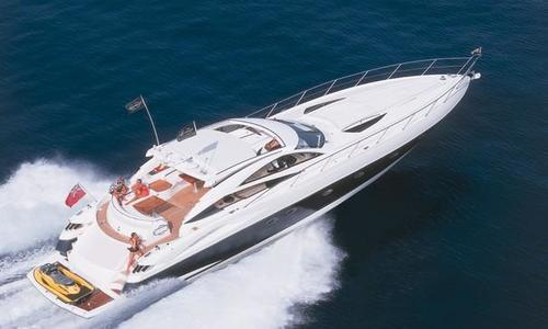 Image of Sunseeker Predator 68 for sale in Spain for €439,000 (£379,161) Ibiza, , Spain