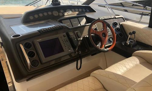 Image of Princess V58 for sale in Spain for €349,000 (£300,295) Ibiza, , Spain