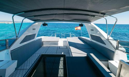 Image of Mangusta 80 for sale in Spain for €795,000 (£678,386) Ibiza, , Spain