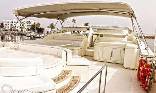 Image of Ferretti 94 for sale in France for €1,389,000 (£1,258,871) Cannes, , France