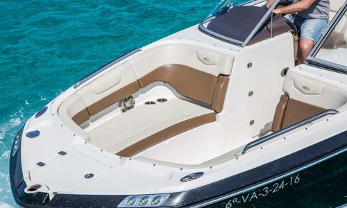Image of Chaparral 250 SunCoast for sale in Spain for €65,000 (£56,431) Ibiza, , Spain