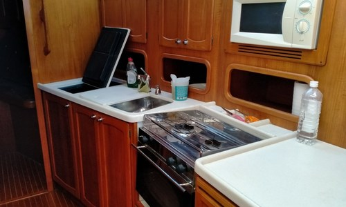 Image of Nauticat 42 for sale in Spain for €169,000 (£145,722) Torrevieja, Spain