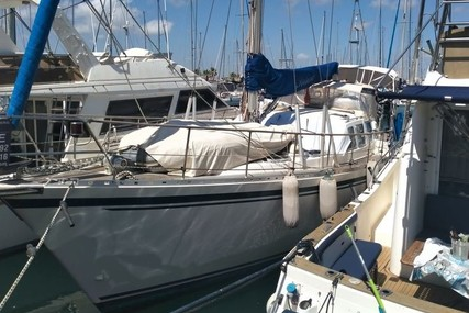 Nauticat 42 for sale in Spain for €169,000 (£146,838)