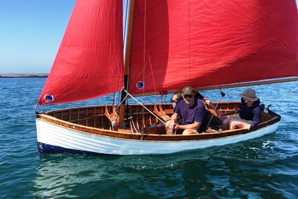 14ft. DICKIES LUG SAIL DINGHY for sale in United Kingdom for £3,000
