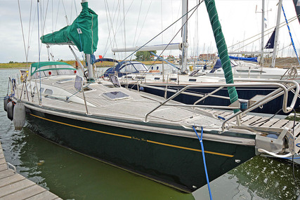 Dehler 43 CWS for sale in Netherlands for €92,000 (£84,295)