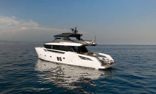 Image of Sanlorenzo SX76 #16 for sale in Netherlands for €4,295,000 (£3,922,410) Netherlands