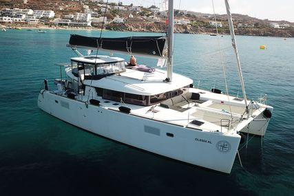 Lagoon 450S for sale in Greece for €489,000 (£448,352)