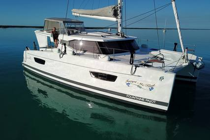Fountaine Pajot Lucia 40 for sale in United States of America for $453,000 (£351,236)