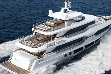 Majesty Majesty 120 (New) for sale in United Arab Emirates for €11,100,000 (£9,595,933)