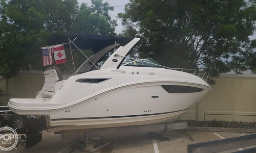Image of Sea Ray 260 Sundancer for sale in United States of America for $74,990 (£58,273) Naples, Florida, United States of America