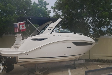 Sea Ray 260 Sundancer for sale in United States of America for $74,990 (£58,839)