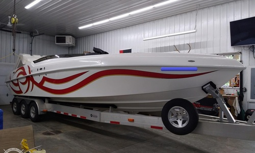 Image of Sleekcraft 34 for sale in United States of America for $65,200 (£51,105) Kalkaska, Michigan, United States of America