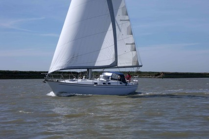 Peter Nicholls Steel Yachts Tucker Designs Renegade 37 for sale in United Kingdom for £215,000