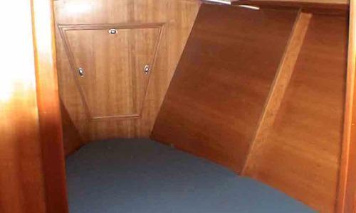 Image of Peter Nicholls Steel Yachts Tucker Designs Renegade 37 for sale in United Kingdom for £215,000 Northants UK, United Kingdom