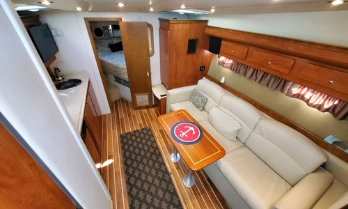 Image of Rinker Express Cruiser 400 for sale in United States of America for $139,000 (£108,112) Harrison Township, Michigan, United States of America
