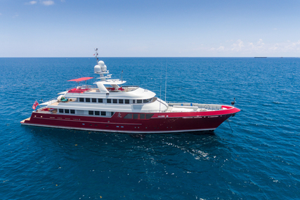Cheoy Lee Custom Marco Polo Displacement for sale in Bahamas for $14,950,000 (£10,830,273)