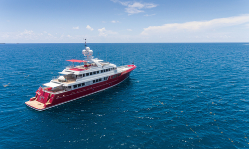 Image of Cheoy Lee Custom Marco Polo Displacement for sale in Bahamas for $14,950,000 (£10,563,729) ,, Bahamas
