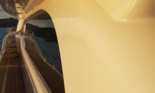 Image of Ferretti Customline 112 for sale in Indonesia for €2,750,000 (£2,355,904) Bali, , Indonesia