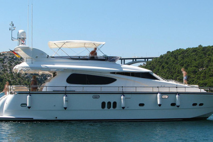 Elegance Yachts 64 Garage Stabis for sale in Croatia for €865,000 (£750,933)