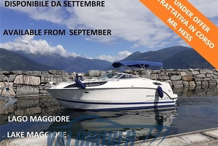 Bayliner 245 for sale in Italy for €38,000 (£34,680)