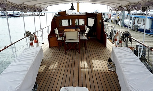 Image of Classic SILVER 52 MOTOR-YACHT for sale in Germany for £180,000 Germany