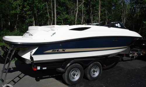Image of Sea Ray 230 SLX for sale in United States of America for $51,800 (£37,917) Derby, New York, United States of America