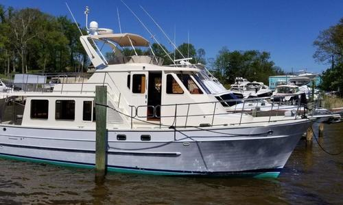 Image of North Pacific 43 Pilothouse for sale in United States of America for $354,000 (£256,076) Annapolis, Maryland, United States of America