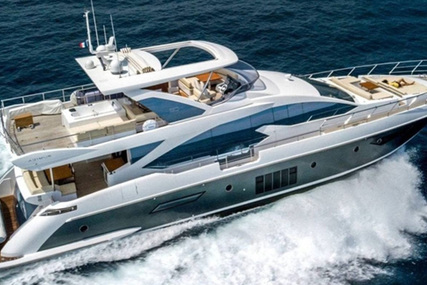 Azimut Yachts 80 for sale in Italy for €2,450,000 (£2,230,213)