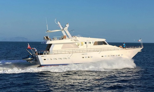 Image of HATECKE MOTOR-YACHT 66 for sale in Greece for £135,000 CORFU, Greece