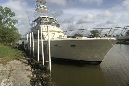 Hatteras 52 Convertible for sale in United States of America for $199,995 (£143,224)