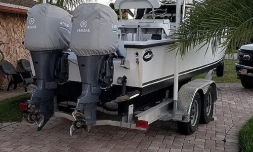 Image of Dusky Marine 25 for sale in United States of America for $24,250 (£19,027) West Palm Beach, Florida, United States of America