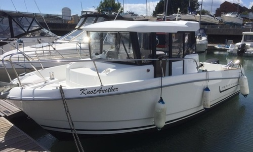 Image of Jeanneau Merry Fisher 755 Marlin for sale in United Kingdom for £39,950 South East, United Kingdom