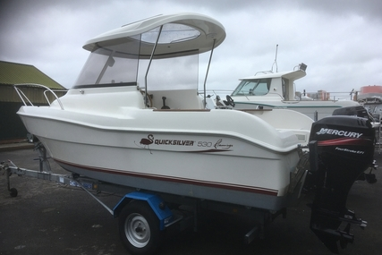 Quicksilver 530 for sale in United Kingdom for £12,995