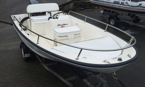 Image of Boston Whaler Dauntless 13 for sale in United Kingdom for £7,450 South West, Kingsbridge, United Kingdom