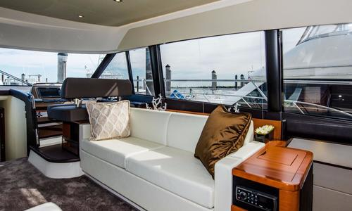 Image of Prestige 550 Flybridge for sale in United States of America for $819,000 (£592,448) Norwalk, Connecticut, United States of America
