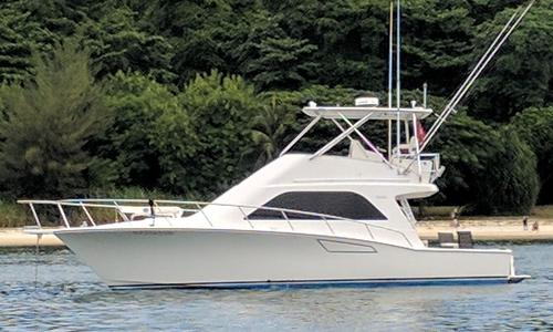 Image of CABO 40 Flybridge for sale in Singapore for $450,000 (£324,100) Singapore