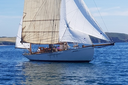VINTAGE SUMMERS & PAYNE YAWL 45 for sale in United Kingdom for £395,000 ($541,818)