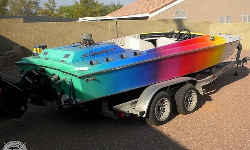 Image of Apache Powerboats Scout 2 for sale in United States of America for $30,000 (£21,695) Henderson, Nevada, United States of America