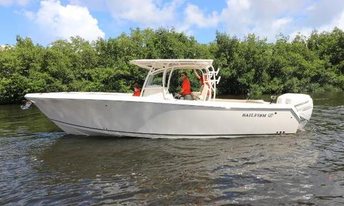 Image of Sailfish 320 CC for sale in United States of America for P.O.A. Fort Lauderdale, FL, United States of America