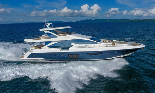 Image of Azimut Yachts for sale in Thailand for $3,390,000 (£2,427,706) Phuket,, Thailand