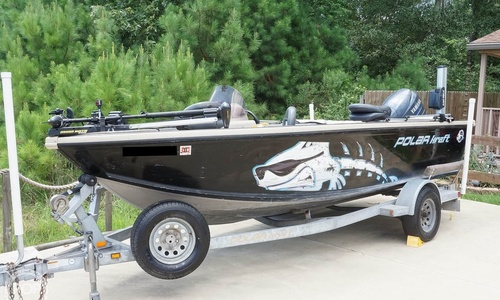 Image of Polar Kraft V178 Sc for sale in United States of America for $16,000 (£12,387) Point Blank, Texas, United States of America