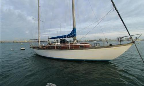 Image of Cheoy Lee Offshore 40 for sale in United Kingdom for £13,000 Gosport, United Kingdom