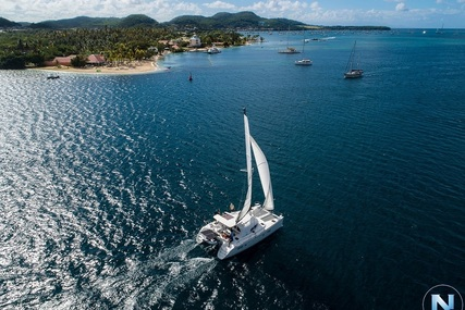 CNB Lagoon 380 for charter in Martinique from €2,800 / week