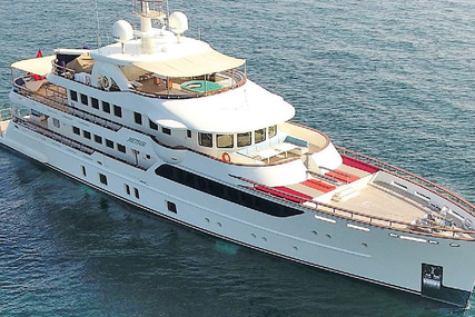MURAL Yachts - Meteor for sale in Turkey for €15,000,000 (£13,699,756)