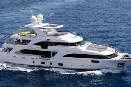 Benetti 121 for sale in Spain for €10,750,000 (£9,532,424)