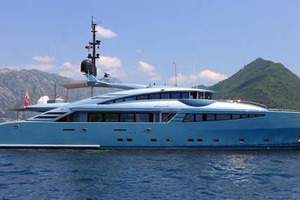 ISA 142 42 m for sale in France for €10,900,000 (£9,423,034)