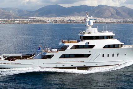 Lusben by Azimut-Benetti for sale in Greece for €8,900,000 (£8,119,697)