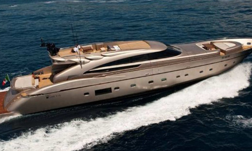 Image of AB 116 for sale in Italy for €4,500,000 (£4,124,845) Mediterranean , Italy